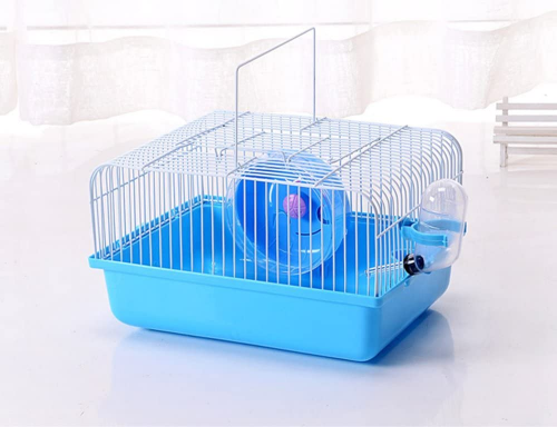 Misyue Hamster Cage Portable Carrier Hamster