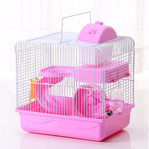 2-Tier Hamster Travel Cage