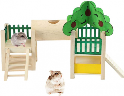 Hamster Houses and Hideouts - Syrian Hamster Toy