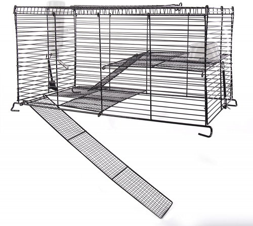 Ware Manufacturing Chew Proof High Rise Pet Cage | hamster aquariums