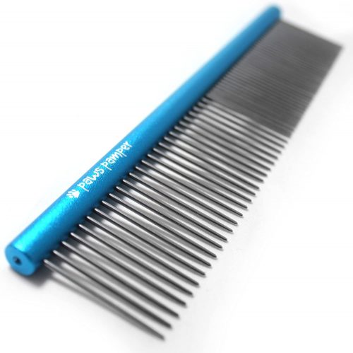Paws Pamper Professional Anti-Corrosion Grooming Comb