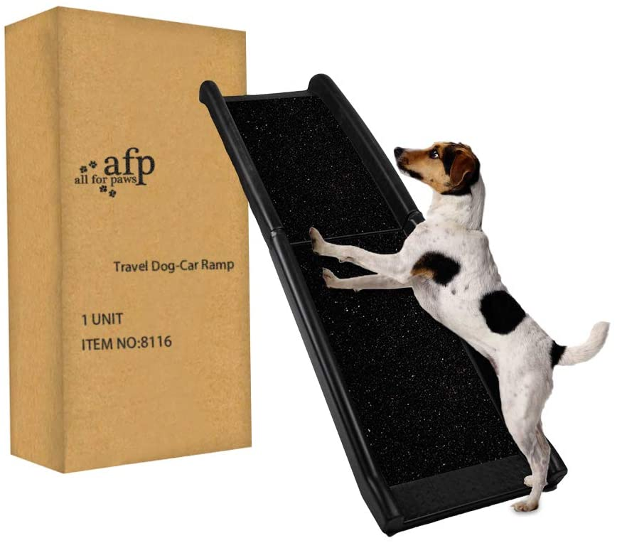 ALL FOR PAWS Pet Ramp Lightweight Portable