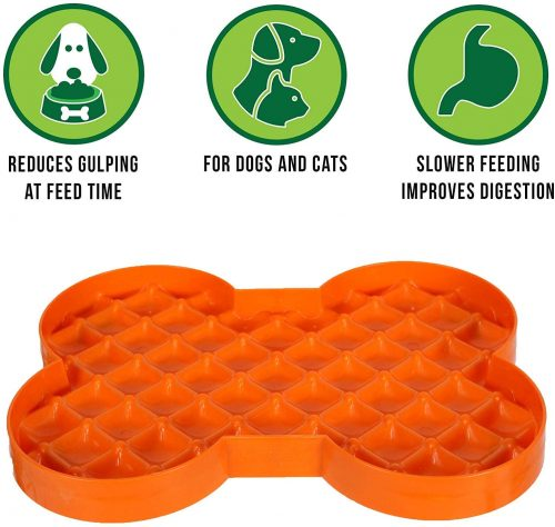 Hyper Pet Lickimat Feeding Plate