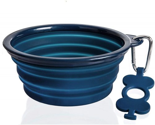 Bonza Collapsible - Collapsible Dog Bowl