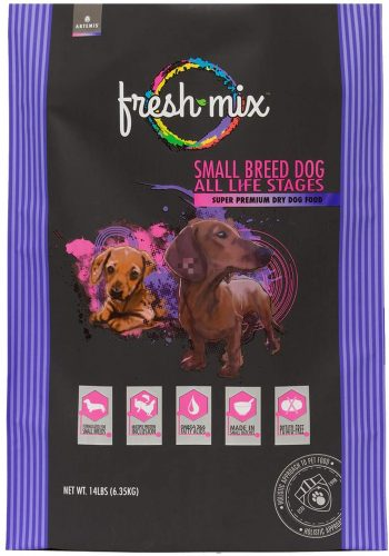 Artemis Fresh Mix Dog Food - High Protein Dog Food