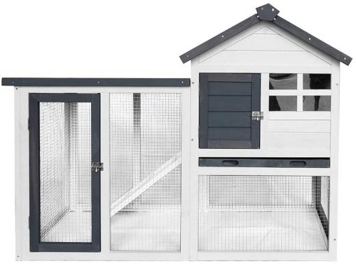 BIRASIL Bunny Cage - Outdoor Rabbit Cages