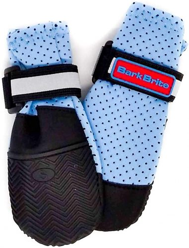 Bark Brite Dog Boots- dog booties for summer