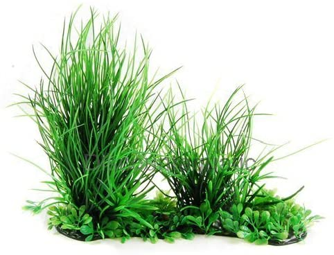 CNZ Aquarium Aquascape Artificial Plastic Plant | aquarium carpet plants