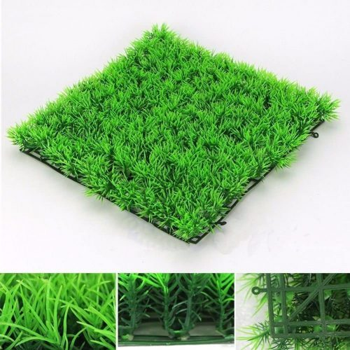 CNZ Aquarium Decor Fish Tank Decoration Plastic Plant | aquarium carpet plants