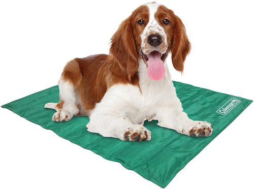 Coleman Pressure Activated Comfort Cooling Gel Pet Pad - Cooling Blankets for Dogs