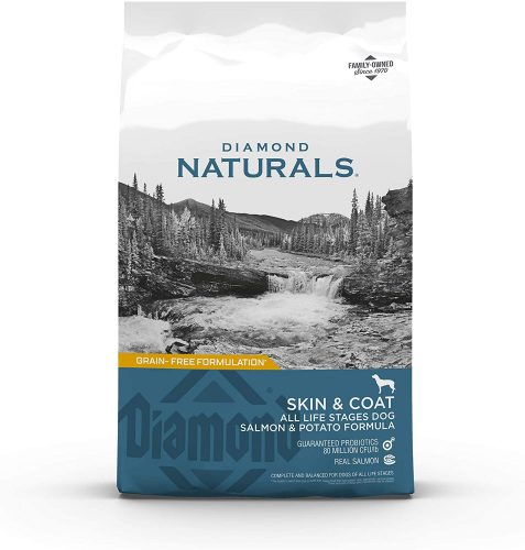 Diamond Naturals Skin & Coat - high protein dog food