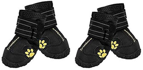 EXPAWLORER Waterproof Dog Boots - dog booties for summer