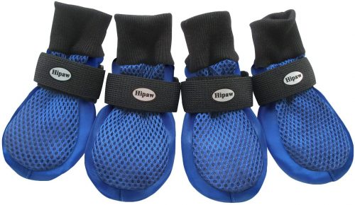 HiPaw Summer Breathable Dog Boots Nonslip - dog booties for summer