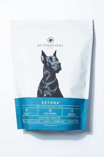 Ketona Chicken Recipe Dry Food - high protein dog food