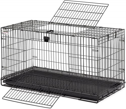 Midwest Wabbitat Folding Rabbit Cage - Outdoor Rabbit Cages