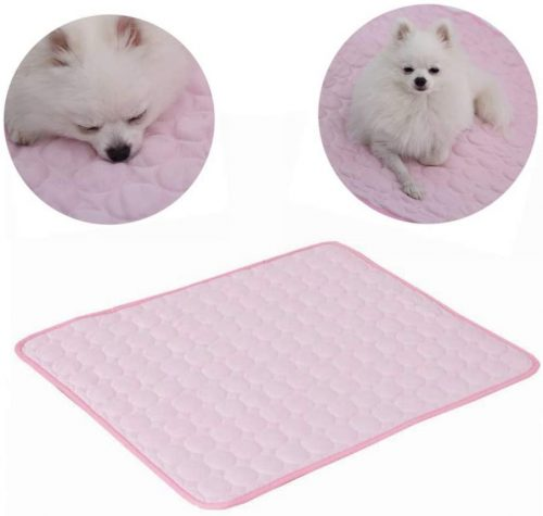 PUMYPOREITY Pet Cooling Pad - Cooling Blankets for Dogs
