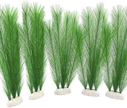 Silk Aquarium Decorations Plants-Fish Tank Decor | aquarium carpet plants