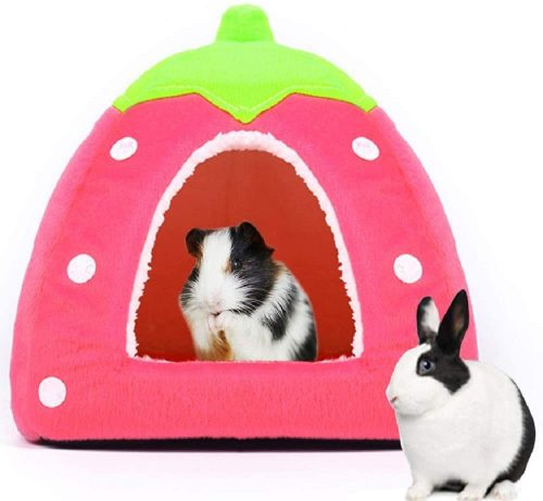 Spring Fever Small Animal Pet Bed House - bunny beds