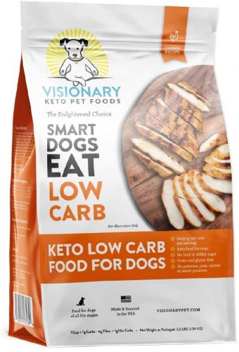 Visionary Pet High Protein Dog Food
