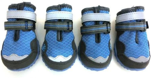 Xanday Breathable Dog Boots - dog booties for summer