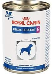 10. Royal Canin Renal Support E Canned Dog Food| Low Phosphorus Dog Food