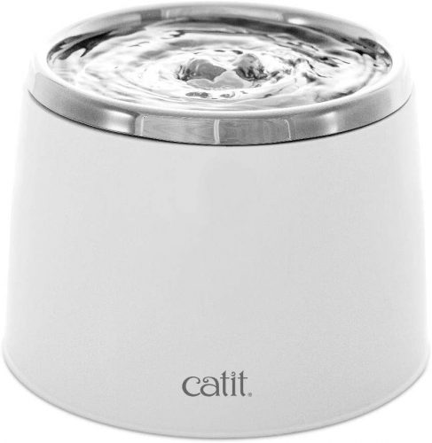 Catit Fresh Stainless Steel Fountain | Cat Water Fountains