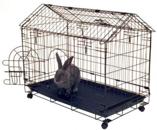 """Kennel-Aire """"A Frame Bunny House 