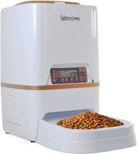 Westlink 6L Automatic Pet Feeder|Automatic Cat Feeders