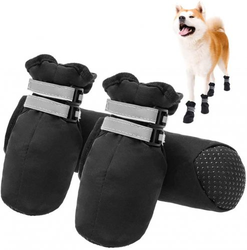 PUPTECK Anti-Slip Dog Boots | Dog Shoes for HikingPet