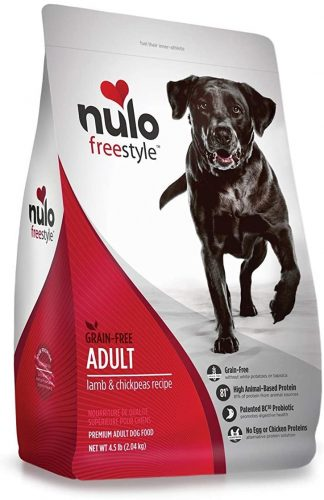 NULO Adult Grain Free Dog Food   | Low-Fat Dog Foods