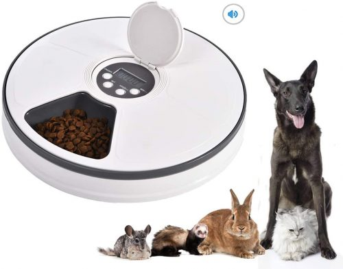 MingZheng Automatic Feeder | Dog Food Dispensers