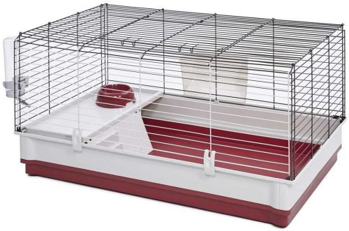 . MidWest Homes for Pets Wabbitat Deluxe Rabbit Home Kit | Cheap Rabbit Cages