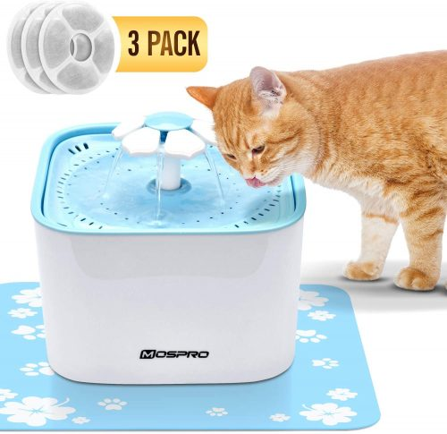 MOSPRO Cat Water Fountain | Cat Water Fountains