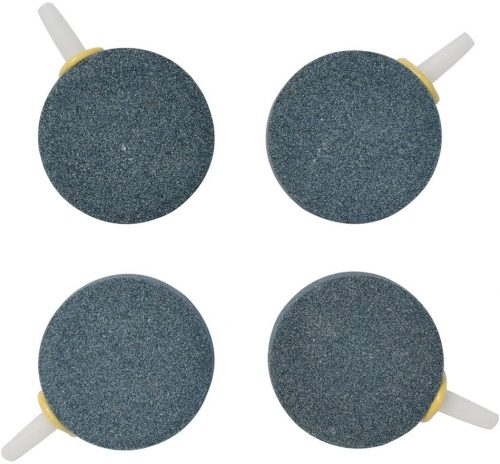 Pawfly Air Stone Disc (Pack of 4)   Fish Tank Bubbler