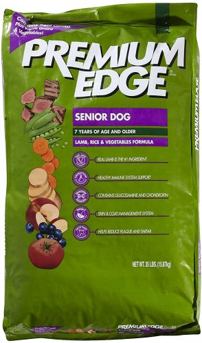 Premium Edge Lamb, Rice & Vegetables Dry Dog Food| Low Protein Diet For Dogs