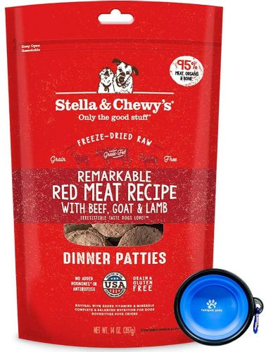 Stella & Chewy's Freeze-Dried Dog Food | Low Carb Dog Food