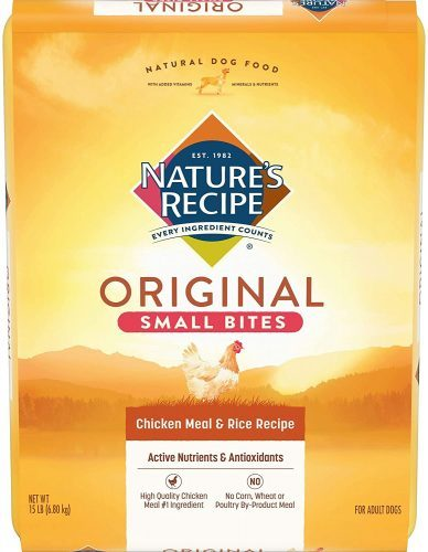 NATURE'S RECIPE Adult Dry Dog Food   | Low-Fat Dog Foods