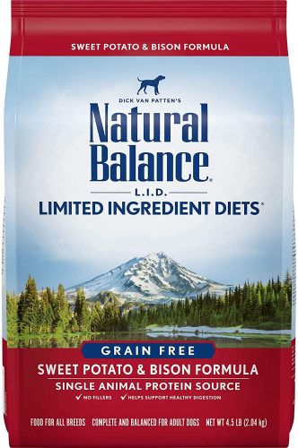 Natural Balance Dry Dog Food| Low Protein Diet For Dogs