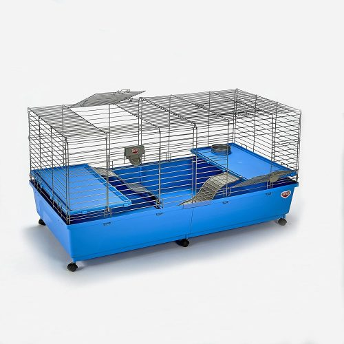 Kaytee My First Home 2-level Pet Habitat | Cheap Rabbit Cages