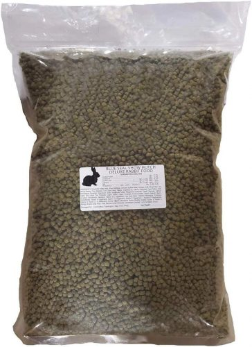 Blue Seal Show Hutch Deluxe Extruded Pellet Rabbit Food