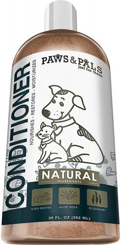 Dog Conditioner For Dry Itchy Skin | dog moisturizer