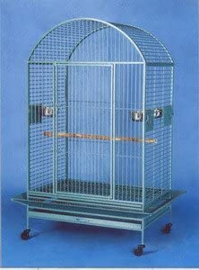 Extra Large Wrought Iron Bird Cage Parrot | Canary Cage