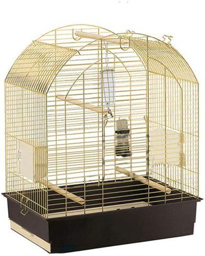 Hkwshop Birdhouses Bird Cage Stainless Steel | Canary Cage