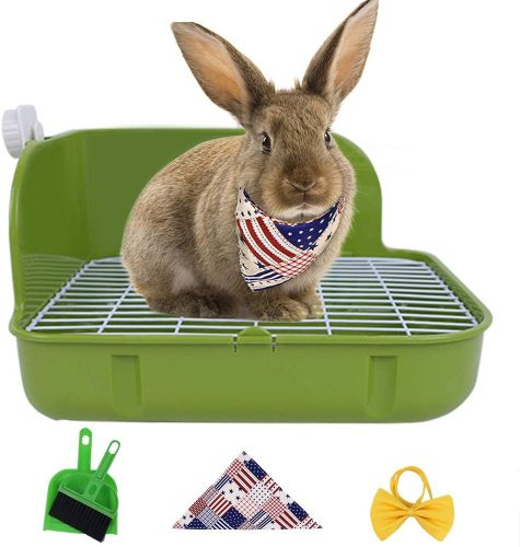 Humorous.P Small Animal Litter Pet | bunny supplies