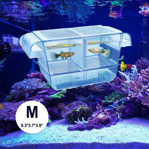 Lefunpets Aquarium Fish Breeding Box | breeding boxes