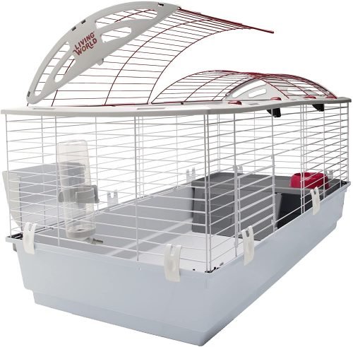 Living World Deluxe Habitat | large rabbit cages