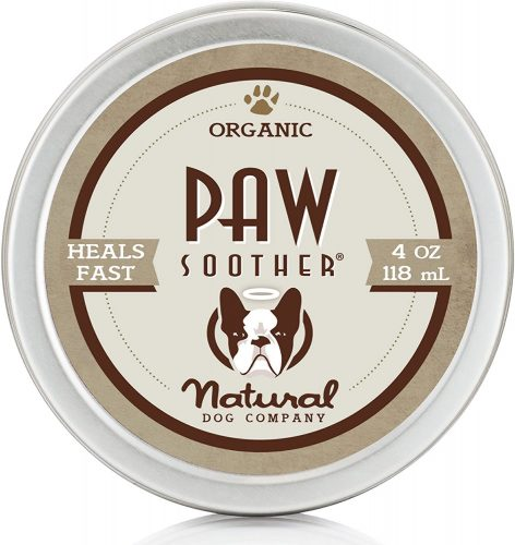 Natural Dog Company - Paw Soother - Heals Dry | snout soother