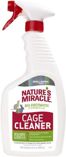 Nature's Miracle Cage Cleaner 24 fl oz | bunny supplies