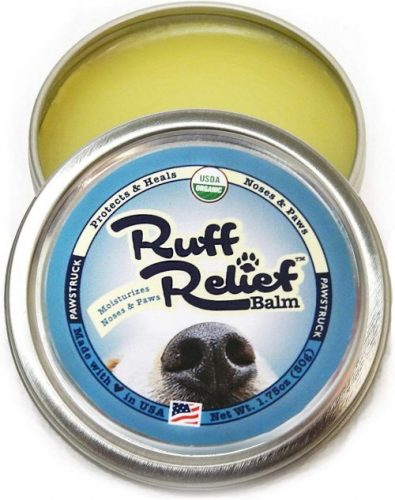 Organic Nose & Paw Wax Balm for Dogs | snout soother