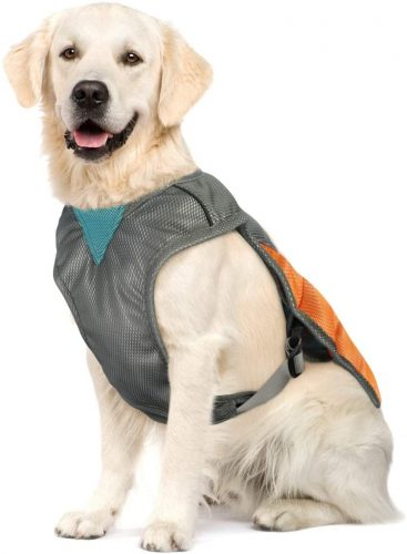 POPETPOP Dog Cooling Vest | Cool Coats for Dogs